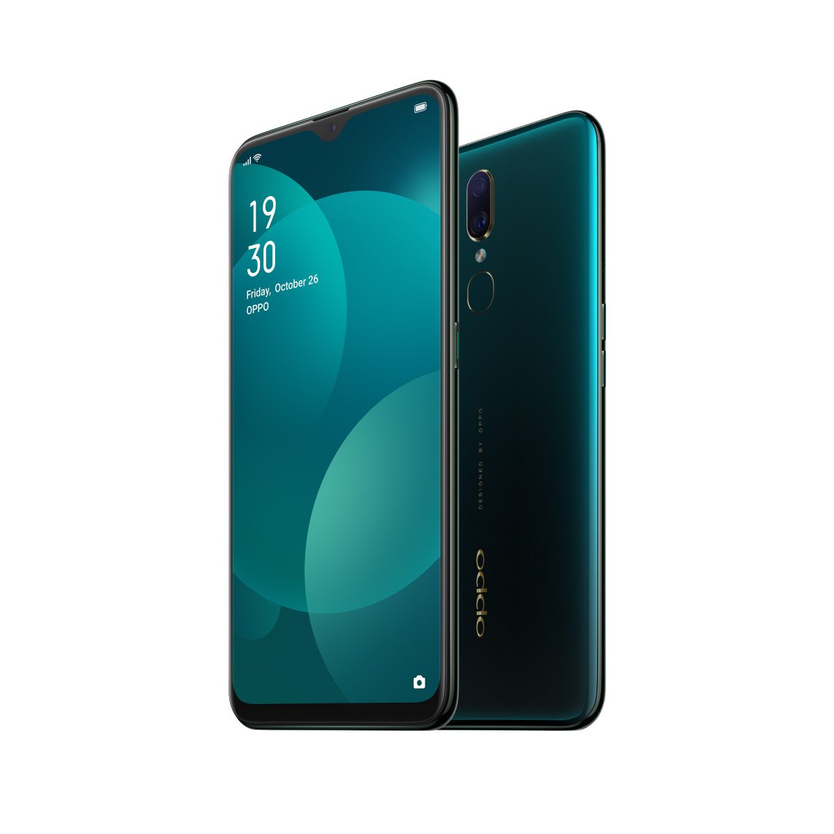 OPPO F11 4/128 MARBLE GREEN